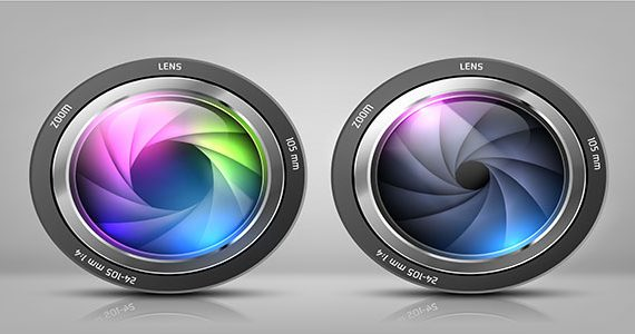 Choose the right lens
