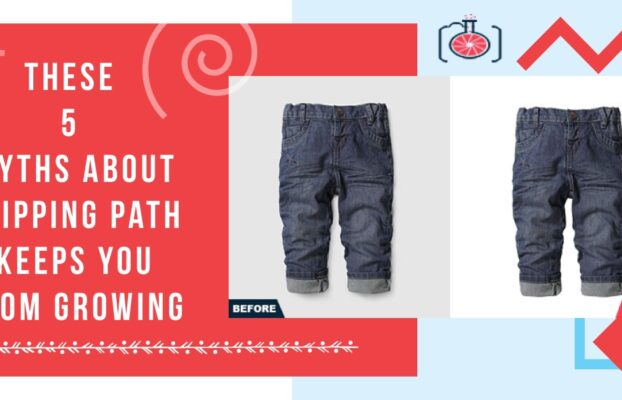 These 5 Myths About Clipping Path Keeps You From Growing