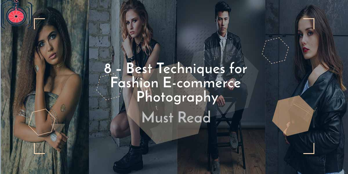 8 high-quality ecommerce fashion photography tips