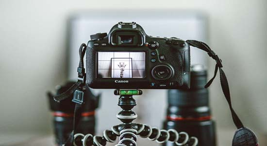Correct Camera Settings