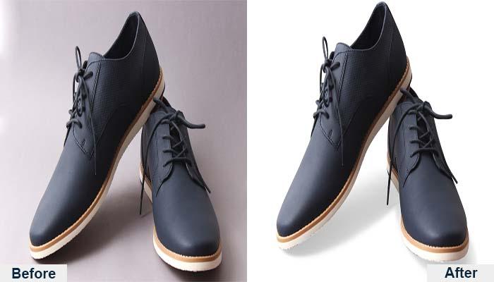 Shoe Photo Editing